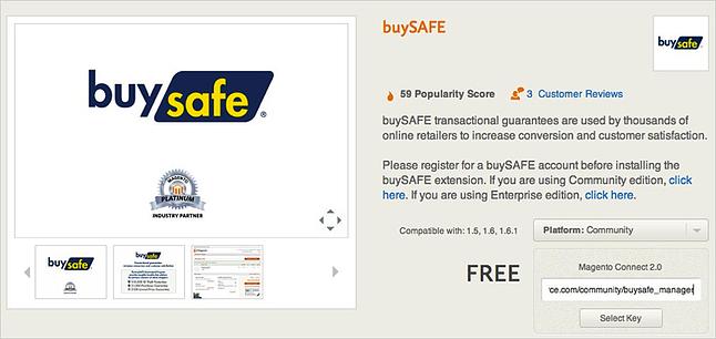 Choose An Installation Method: BuySafe