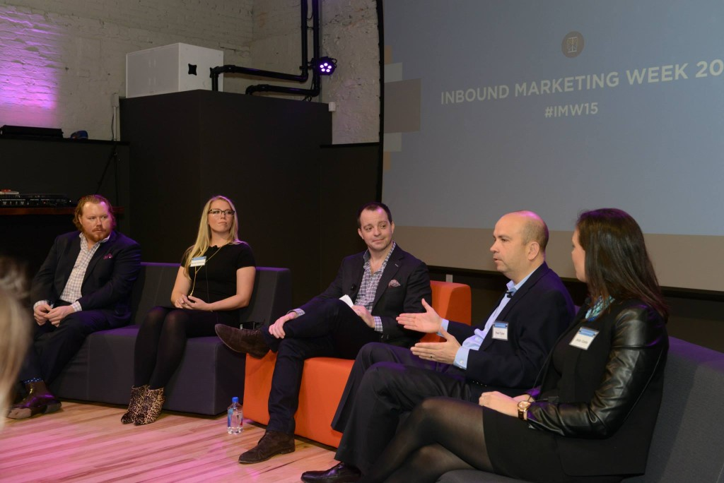 the State of Inbound Marketing 2015