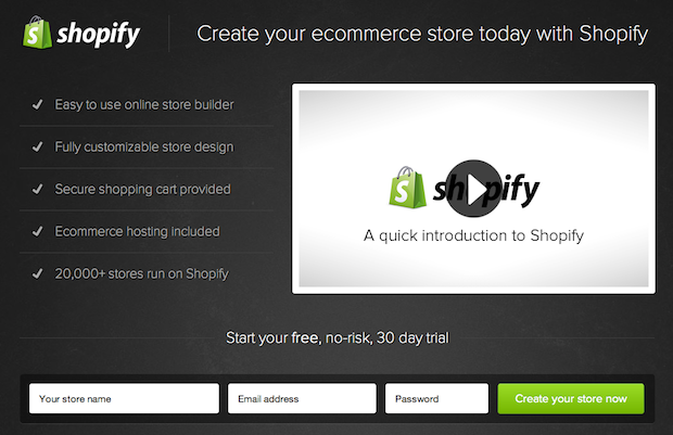 eCommerce Landing Page Design Best Practices - Shopify