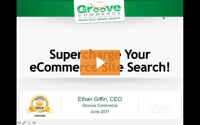 Webinar Recording: Supercharge Your Magento eCommerce Search
