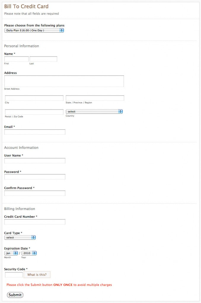Design 1, 2, 3: Fix That Checkout Page!