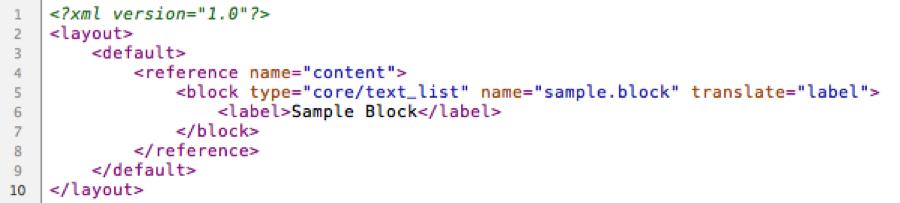 Magento XML: Quick Breakdown