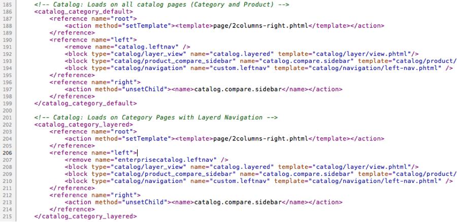 Avoid Duplicate Code Using Custom Handles