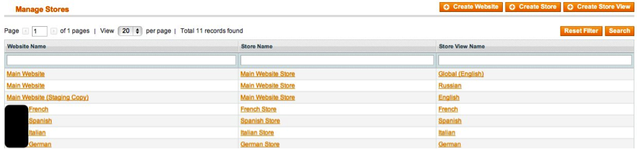 Developer's Toolbox: Using Store Views in Magento