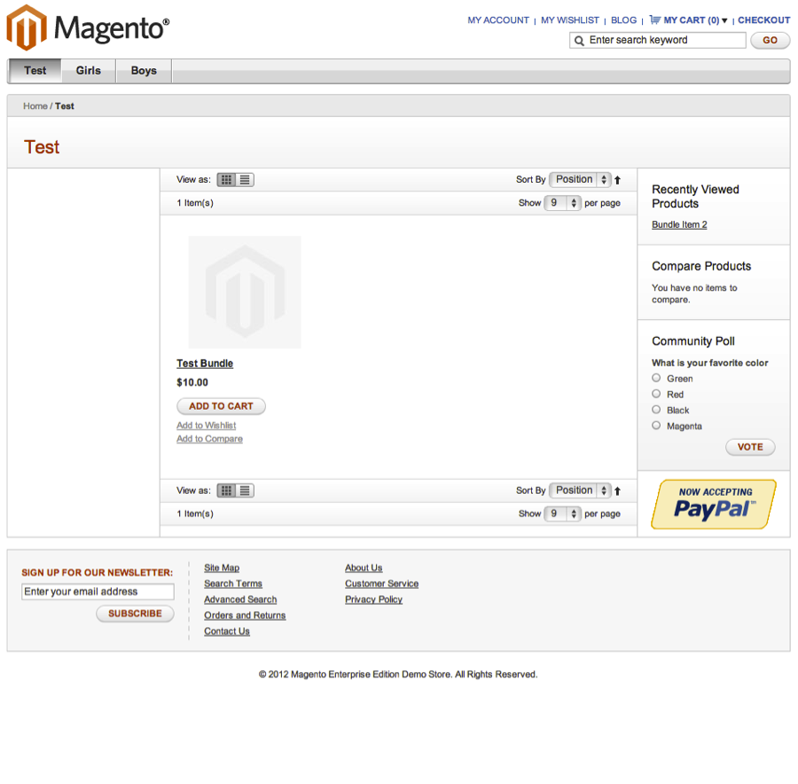 Developer's Toolbox: Creating Custom Category Pages in Magento