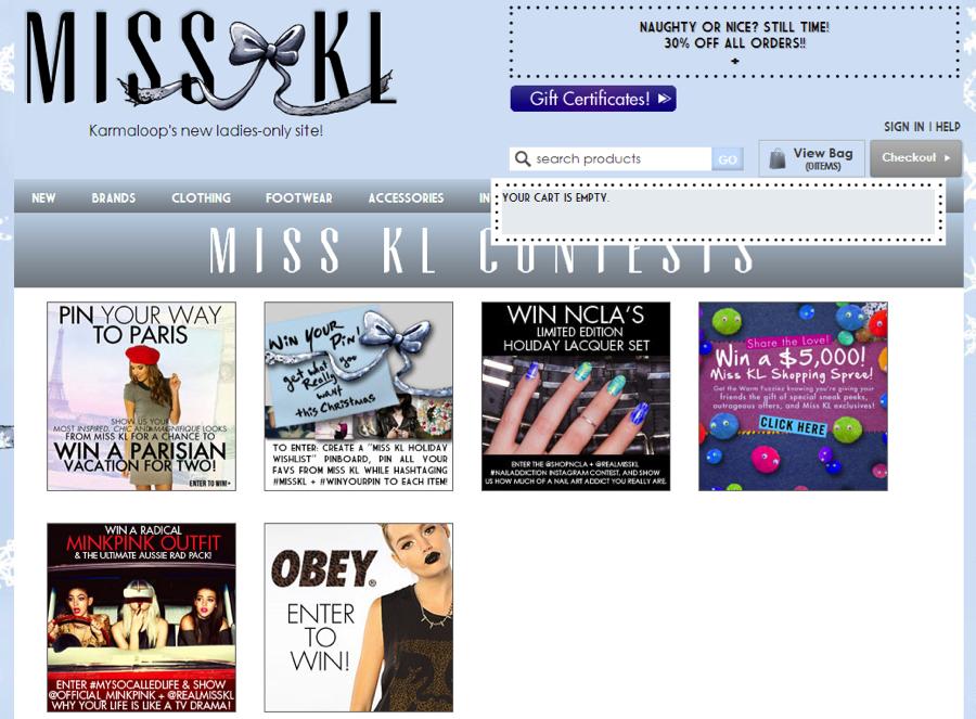 MISS KL
