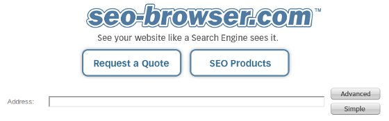 SEO Browser