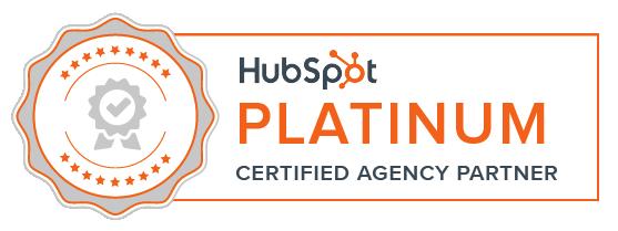 Groove Named HubSpot Platinum Partner Agency