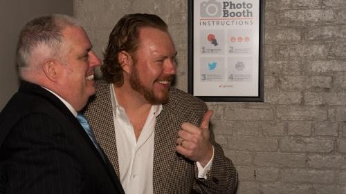 Larry Hogan & Ethan Giffin