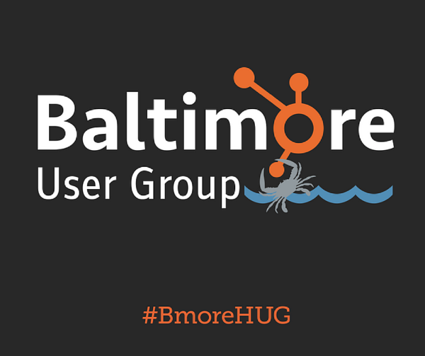 Talking About Lead Gen With The Baltimore HUG