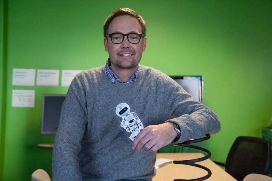 Joe Reger, Co-founder & CTO at Springbot