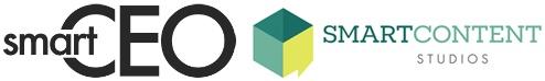SmartCEO & SmartContent Studios Logo