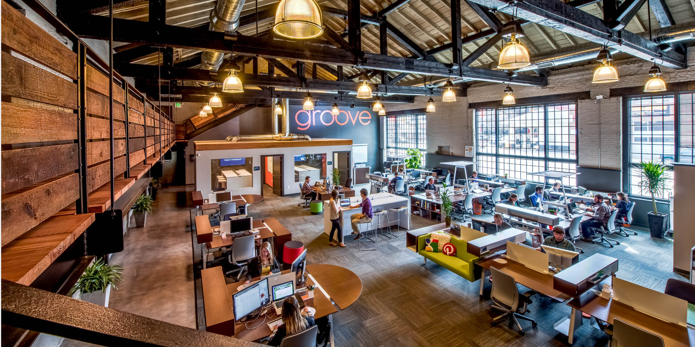Introducing Groove's New World Headquarters!