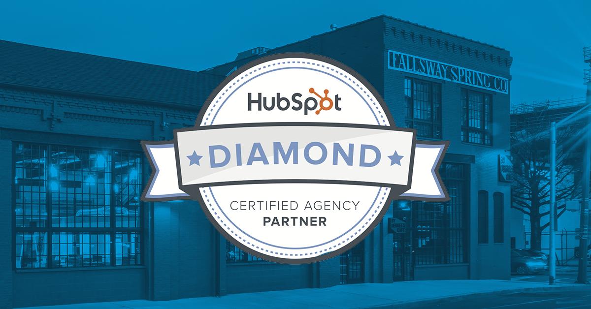 Achieving Diamond HubSpot Partner Agency Status