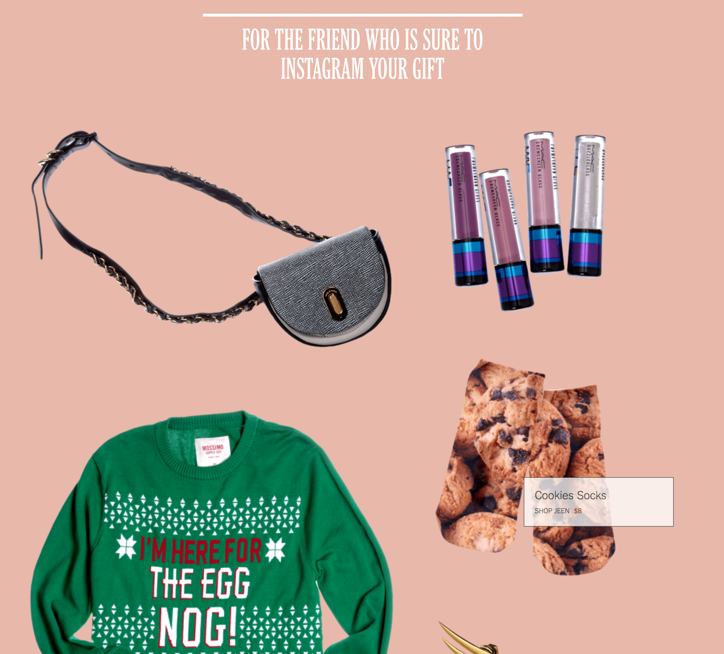 NYT Holiday Gift Guide
