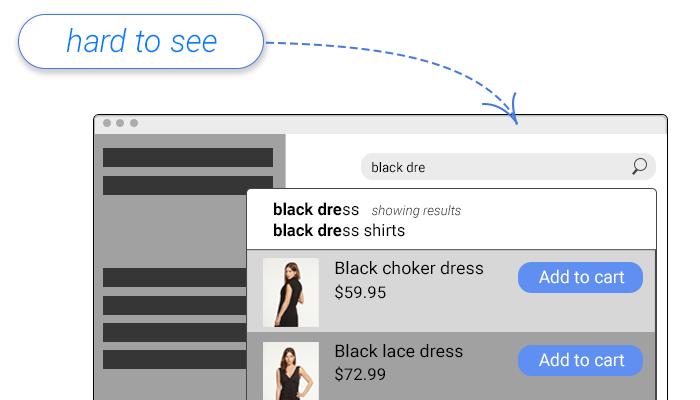 Search design text box 1