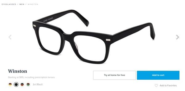 Warby Parker Online