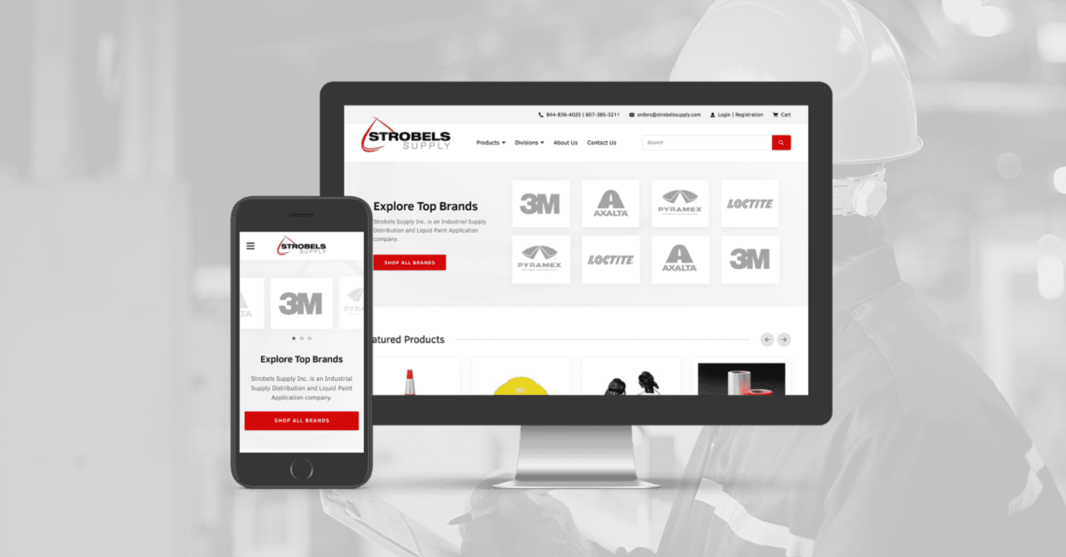 Website Migration: Strobels Supply Migrates From Magento 1 To BigCommerce