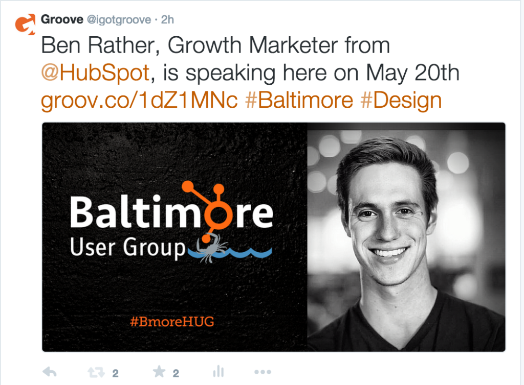 Promoting Events on Twitter: 4 Effective Tactics
