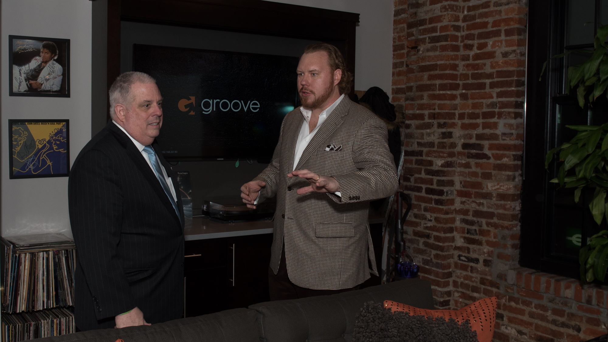Governor Larry Hogan Joins Groove to Honor Maryland's Inc. 5000!