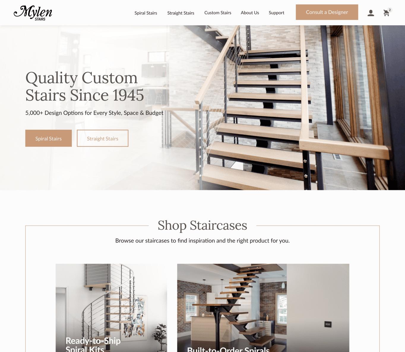 Mylen Stairs