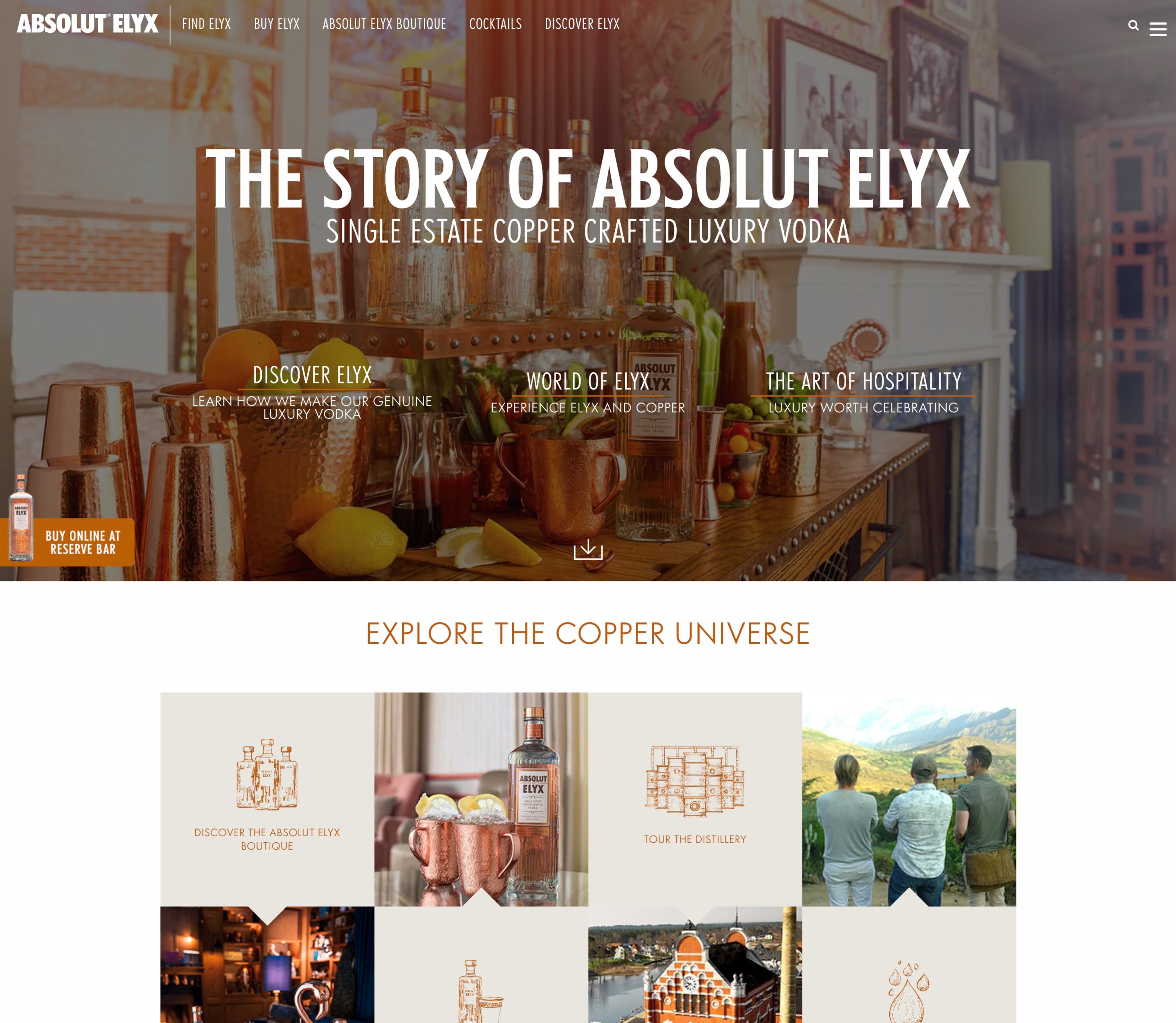 Absolut Elyx-1