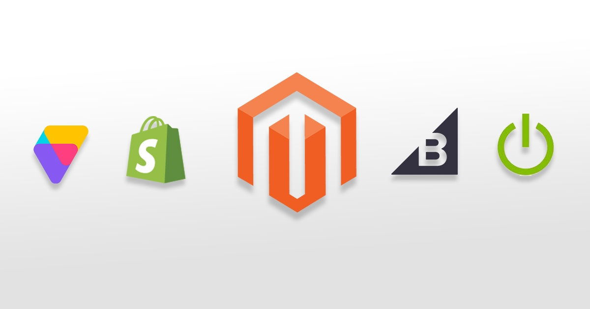 Magento Competitors: An eCommerce Overview