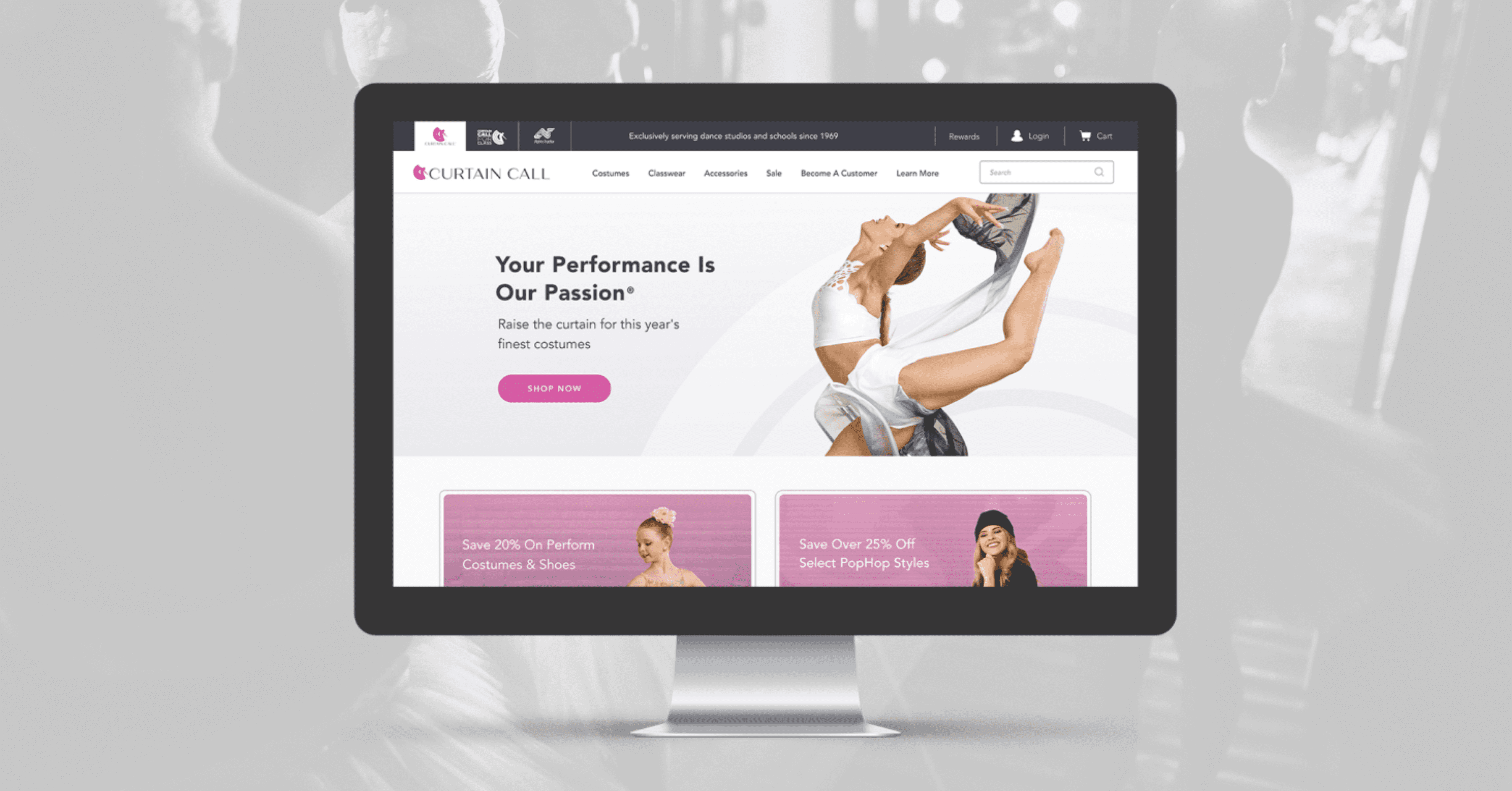 Website Design Before & After: Transitioning To BigCommerce